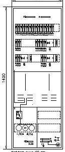 1T Mittauskeskus IP Boxer 3436 P 63