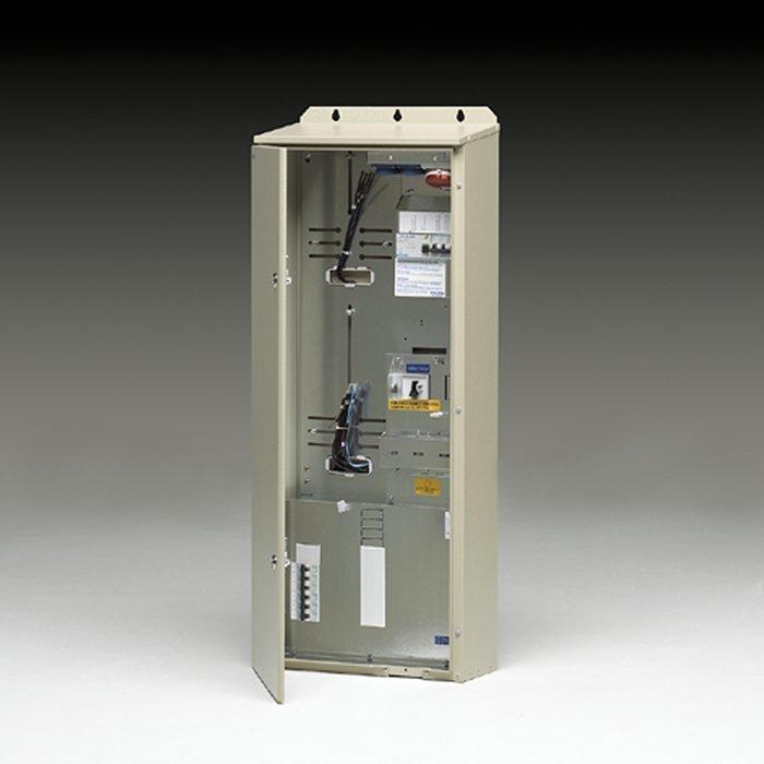 2-Tariffimittauskeskus pistorasia + johdonsuojakatkaisija EVAP 190.06T