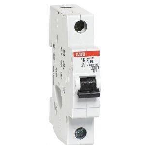 Abb 1-Nap. Automaattisulake C-Käyrä