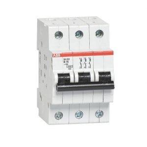 Abb 3- Nap. Automaattisulake C-Käyrä