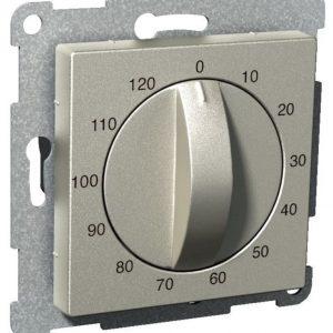 Ajastin mekaaninen 0-120 min metalli Exxact