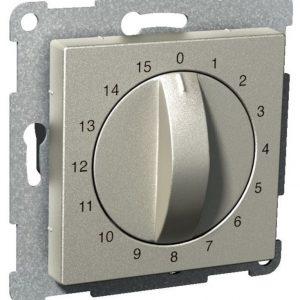 Ajastin mekaaninen 0-15 min metalli Exxact