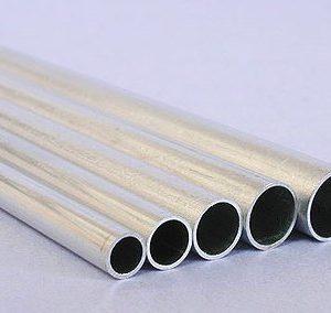 Alumiiniputki 3m PPU 40 (JAPP 40)