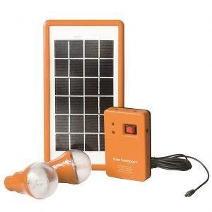 Aurinkoenergiapakkaus 2 X 0