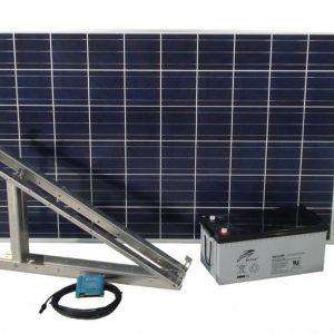Aurinkovoimala Finnwind Aurinko-C10 12V