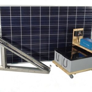 Aurinkovoimala Finnwind Aurinko-C20 230 V