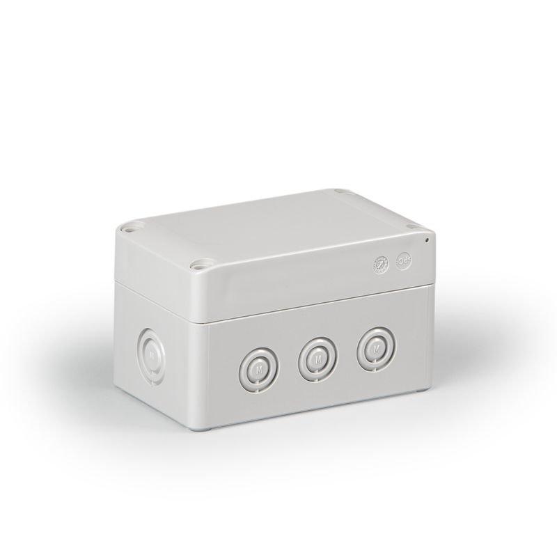 Cubo S-kotelo harmaa SPCM081308G