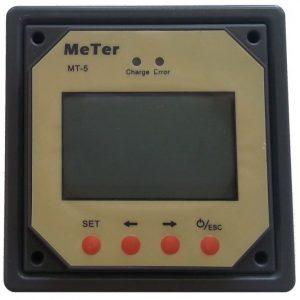 Digitaalinen näyttö Sunwind MPPT 10/20A säätimiin