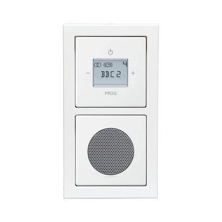 DigitalRadio-setti Impressivo 8220-84 valkoinen