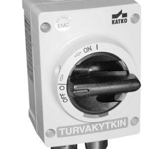 EMC-turva KUM325U 1.V/EMC 2XM25+M20