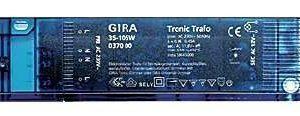 Elektroninen muuntaja 37100 35-105W 230V/12V