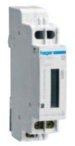 Energiamittari / kWh-mittari Hager EC050