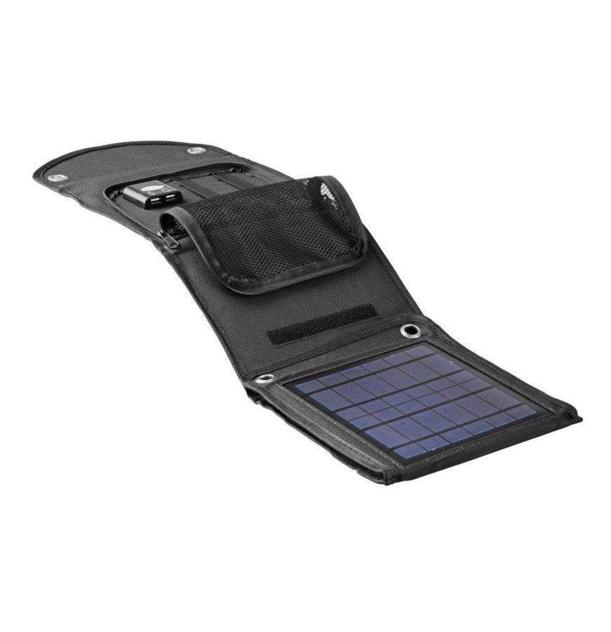 Energy+ Aurinkokennolaturi 14w Taitettava