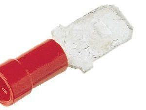 Eristetty lattapistoke A1507H punainen 0