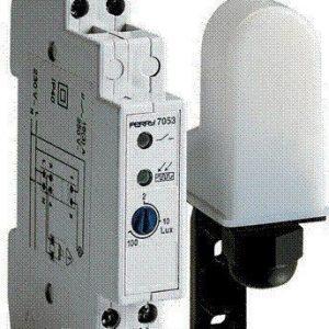 Hämäräkytkin 7053 16A 2-100 LUX Electric Perry