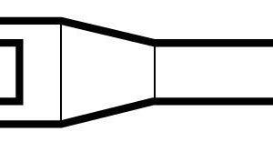 Haaroitussuoja 502K016/S 35-150 mm²