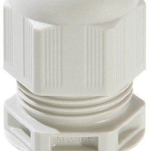 Holkkitiiviste vedonpoistolla SKV 16 PG 8-14 mm