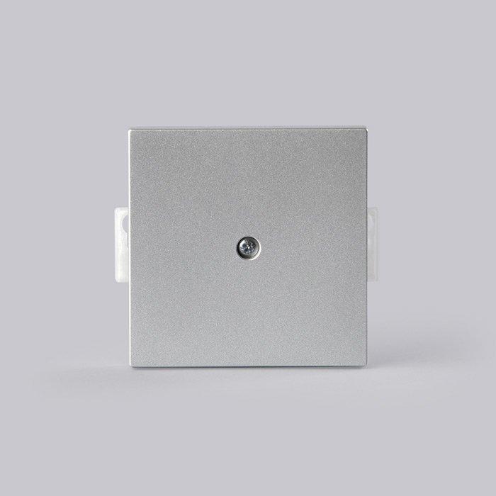 Impressivo alumiini keskiölevy umpinainen