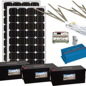Jääkaappipaketti Sunwind 230 V