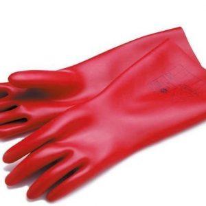 JT-suojakäsine nr10 punainen 140214 Cimco