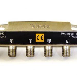 Jako neljään 7.5-9.5 dB 5-2400 T5152