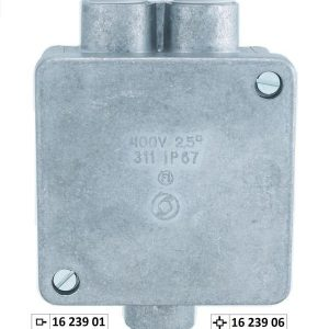 Jakorasia 2.5mm2 6x16 holkkitiiviste SIL