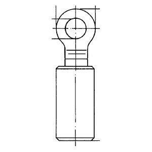 Kaapelikenkä Al/Cu 185mm² XMAR 14185-12