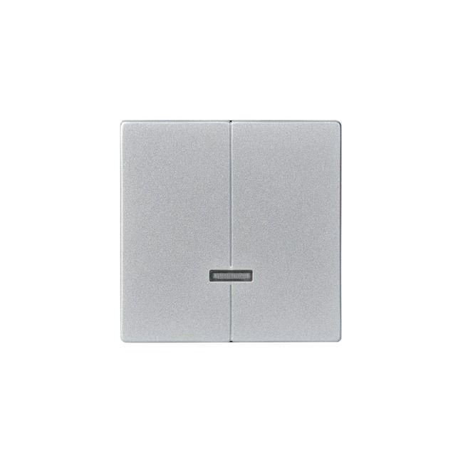 Kaksoissäätimen keskiö Impressivo alumiini