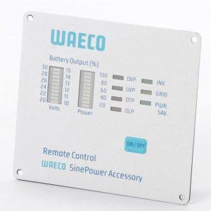 Kauko-ohjain MCR-7 WAECO Siniaaltoinverttereihin