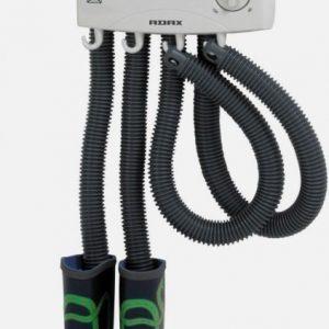 Kengänkuivain ajastimella Adax ST 12T 290W K 230x250 mm valkoinen