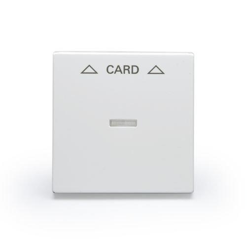 Keskiölevy korttikytkimille valkoinen Impressivo