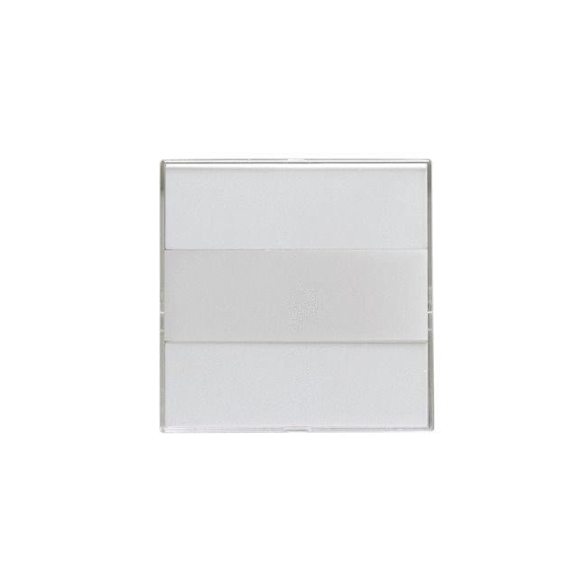 Keskiöosa Impressivo merkkivalo valkoinen