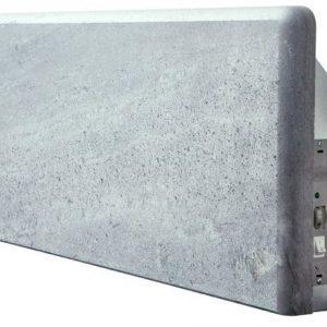 Kivipatteri Mondex vuolukivi 300x1000 mm 800 W