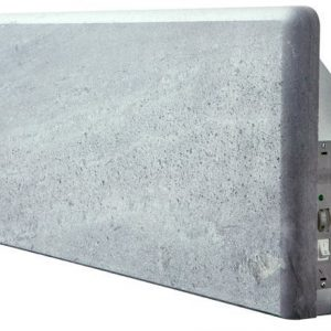 Kivipatteri Mondex vuolukivi 300x600 mm 300 W
