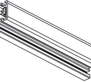 Kosketinkisko Global Trac GBF2300-3 1-vaihe valkoinen