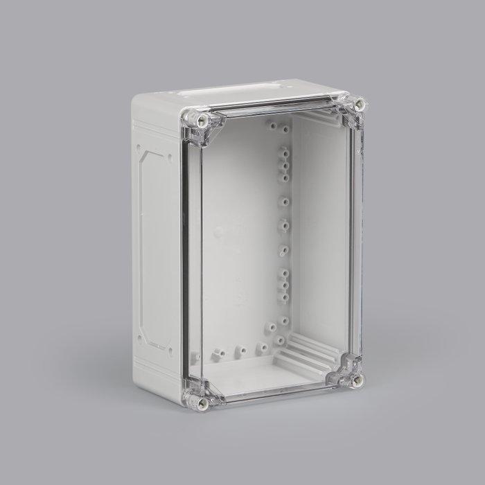Kotelo Cubo C kirkas kansi CPCF 203013 T