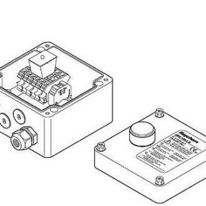Kytkentäpakkaus rasiaan M25 C25-21