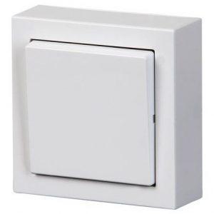 Kytkin Impressivo 6/16AX/250V/IP21 PPJ 2X valkoinen