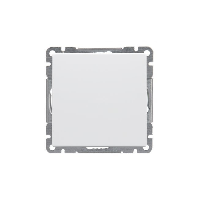 Kytkin Impressivo 6/16AX/250V/IP21 UKJ 2X valkoinen