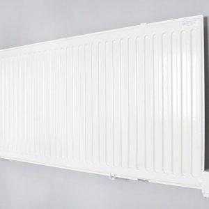 Lämmitin Warmos EWS 615 1500 W / 600x1720 IP57 palovaarallisiin tiloihin