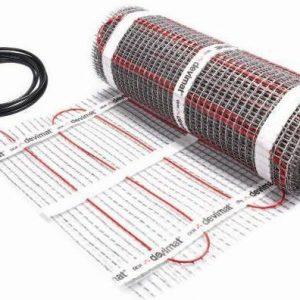 Lämpökaapelimatto DEVImat 100 1000W 230V 0