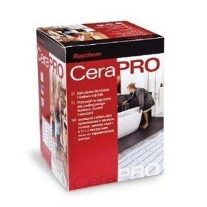 Lämpökaapelipaketti CeraPro-800W-71M Raychem