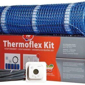 Lämpömattopaketti Thermoflex Kit 200 250W 2