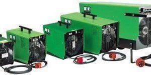 Lämpöpuhallin Remko Elkomat 3.2 kW 4832