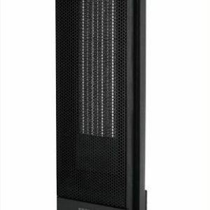 Lämpöpuhallin oskillointi Adax VV20 CDH 1200/2000W K 807x256 mm musta