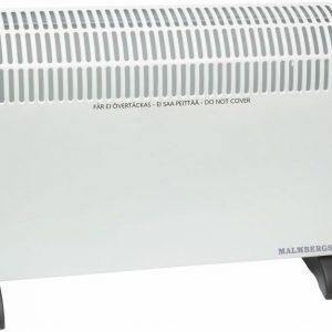 Läpivirtauslämmitin DL01 750/1250/2000W valkoinen