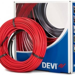 Lattialämmityskaapeli DEVIflex 6T 80 m 500 W