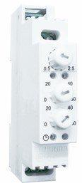 Lattiatermostaatti E-2005 1MOD DIN 16 A 8 m anturilla