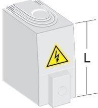 Liitinsuoja OS125-160 vrt OSS160T1