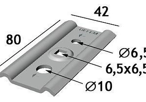 Liitoskappale sähkö Zn B1